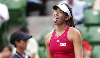 Garbine Muguruza, WTA Brisbane, WTA
