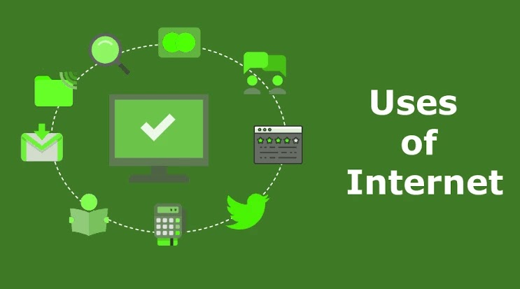 Uses Of Internet, Importance, Benefits