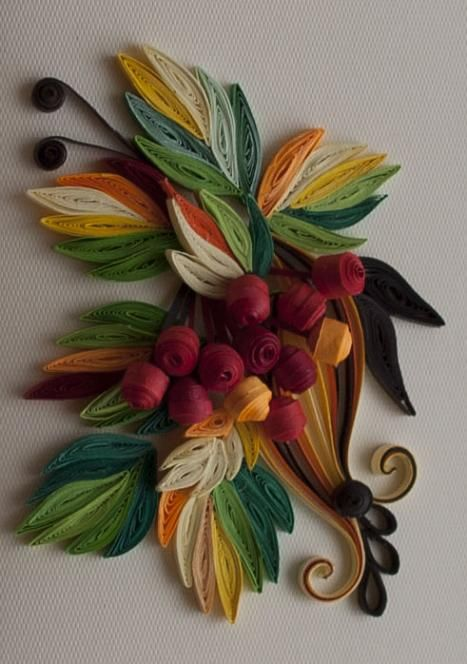 Paper Quilling Ideas Projects Art Craft Ideas