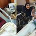 Dalam Sakit-sakit dekat hospital pun Chef Wan Tetap Mengutamakan Kesihatan Bekas Isterinya.