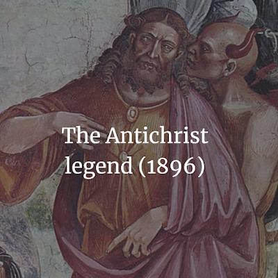 The Antichrist legend (1896)