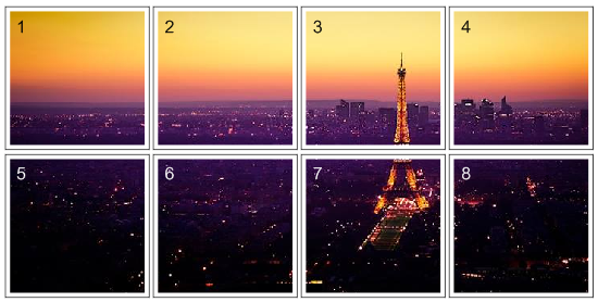 Belajar Coreldraw Memotong Gambar Foto Menjadi Beberapa Bagian Dengan Software Coreldraw