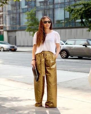 Outfits con pantalón PALAZZO que te haran ver como una EJECUTIVA