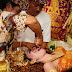Balinese Rub Teeth Ceremony ( Matatah )