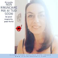 Crea Davvero La Vita Che Vuoi: Scopri & Attiva Il Potere Reale Della Tua Immaginazione | Elena Tione Healthy Life Coach