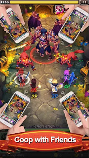 Download Hyper Heroes APK V1.0.6.47929  Free For android