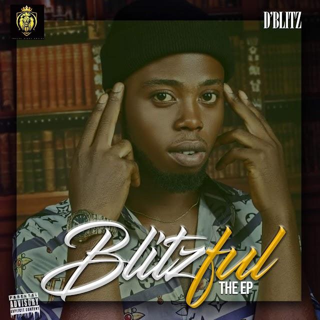 NEW ALBUM: D'BLITZ - BLITZFUL THE EP