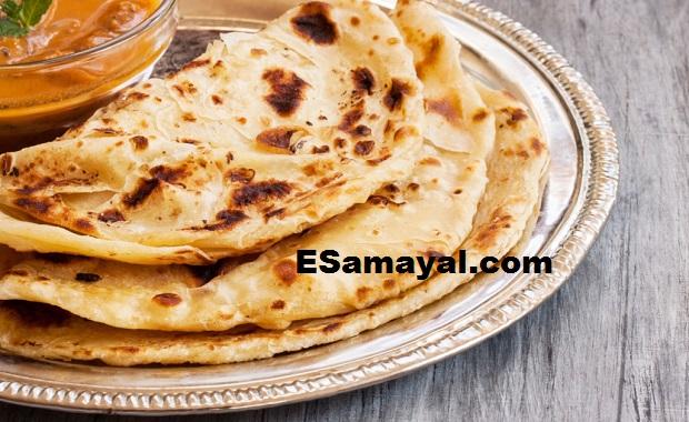 தவா பரோட்டா செய்வது   Tawa Barotta Recipe !