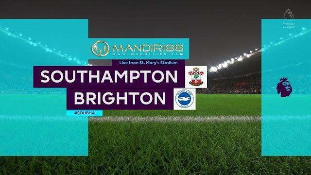 Prediksi Southampton Vs Brighton Hove Albion, Jumat 17 Juli 2020 Pukul 02.15 WIB @ Mola TV
