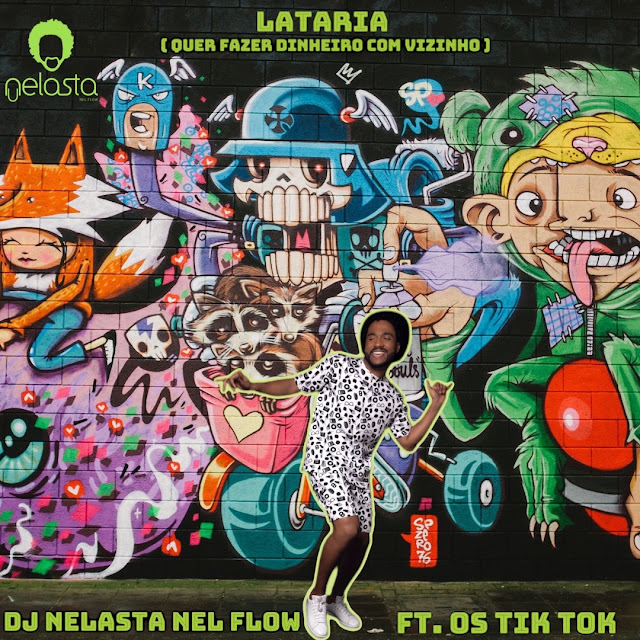 Dj Nelasta Feat. Os Tik Tok - Pão Com Chouriço