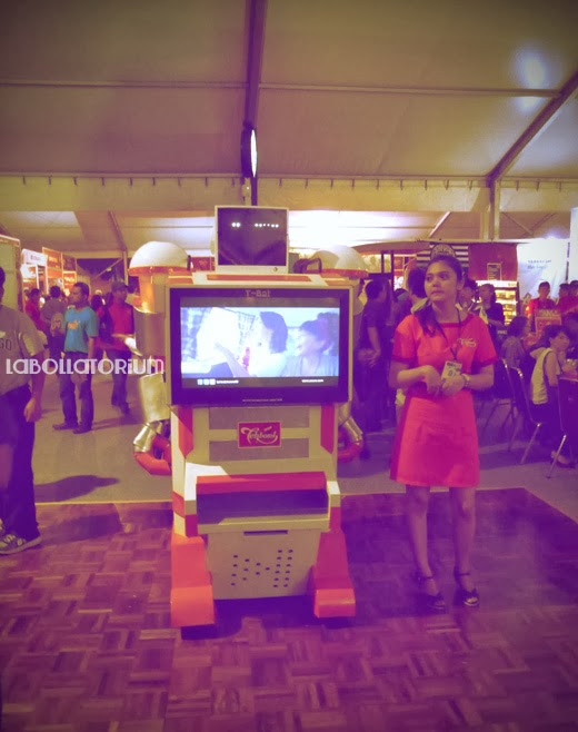 International Java Jazz Festival 2014 Booth Minuman