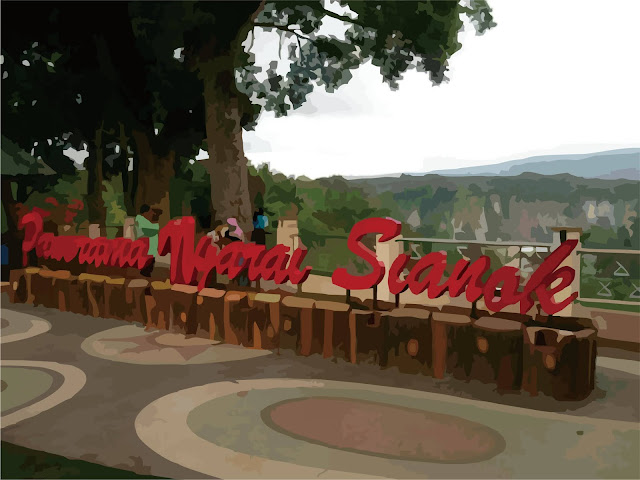 Destinasi Wisata Ngarai Sianok