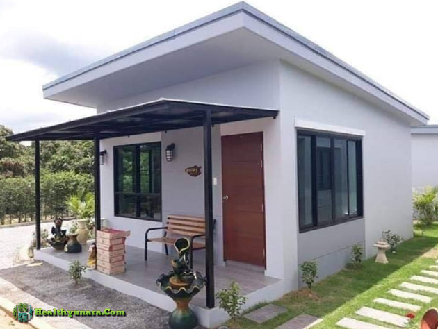 Small-sized house design