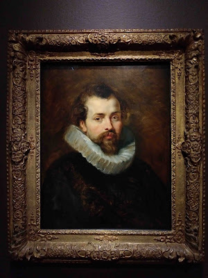 Painting by Peter Paul Rubens beginning of 17th Century