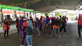 DPRD Kabupaten Cirebon Adakan Lomba Dalam HUT RI Ke 74