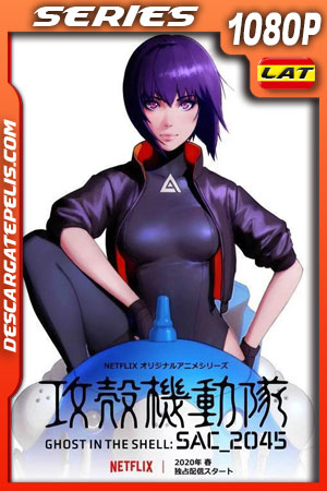 Ghost in the Shell: SAC_2045 (2020) 1080p WEB-DL Latino – Ingles – Japones