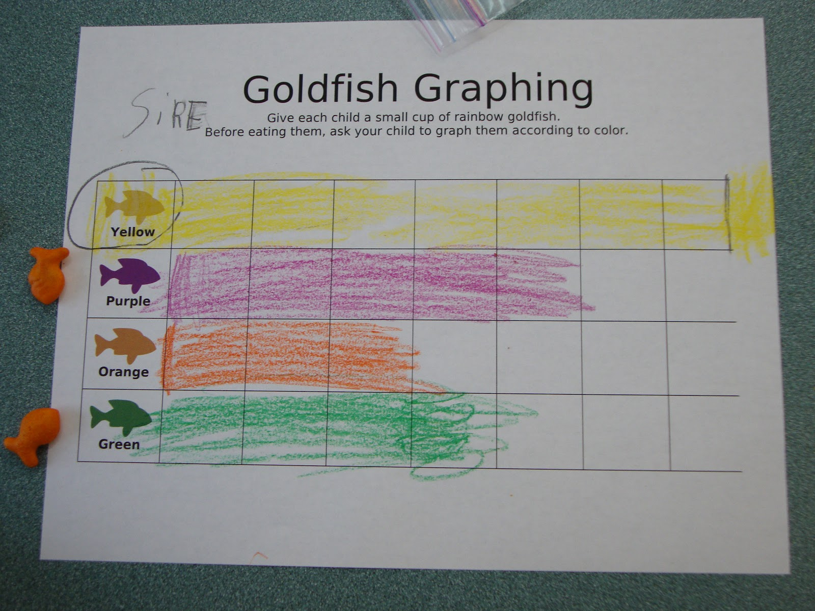 Mrs Tucker S Class One Fish Two Fish Red Fish Blue Fish