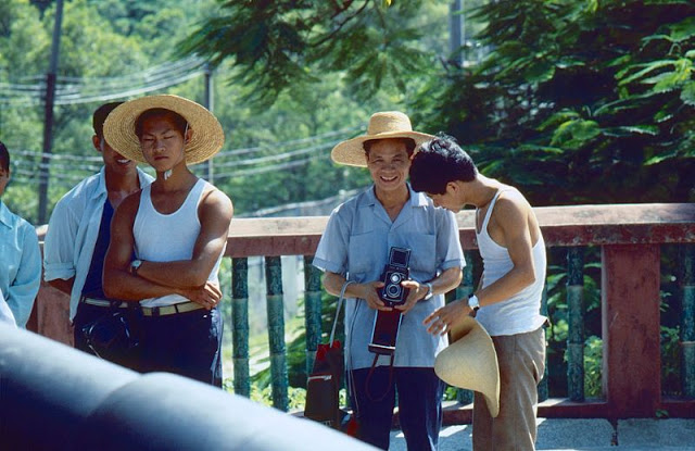Fotografías de China años 70