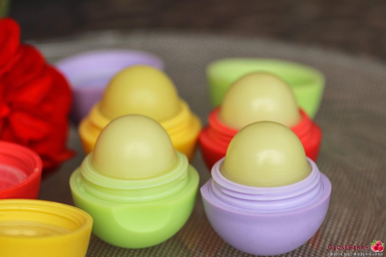 ביצת ליפ באלם לשפתיים Evolution of Smooth Lip Balm EOS