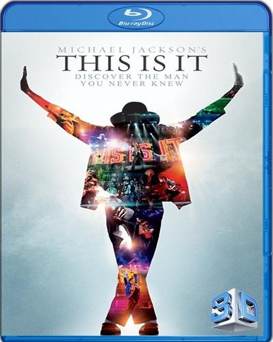 Michael Jackson's This Is It [2009] [BD50] [Subtitulado] [2D + 3D]