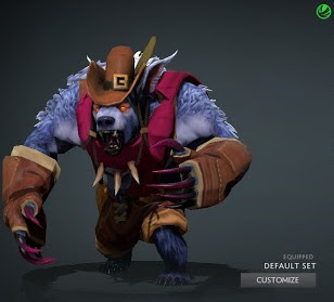 ursa the alpine stalker s set dota 2 mods