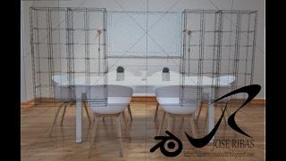 Integración de Objetos 3D en imágenes reales