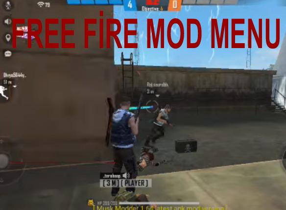Free Fire 1.64 BTM Game Menu Headshot, ESP Hile Bedava