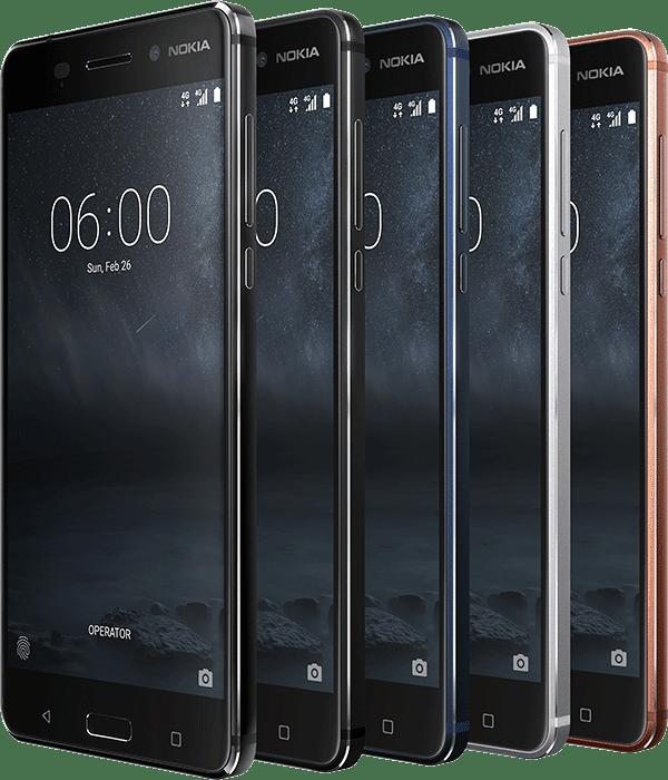 Nokia 3 Nokia 5 Nokia 6 Amp Nokia 3310 Launched In