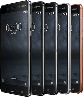 Nokia 3, Nokia 5, Nokia 6 & Nokia 3310 launched in Bangladesh : Price & Availability