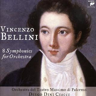 Bellini - 8 Symhonies