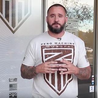 Zero Machine CrossFit Phoenix Arizona Zach Luke owner