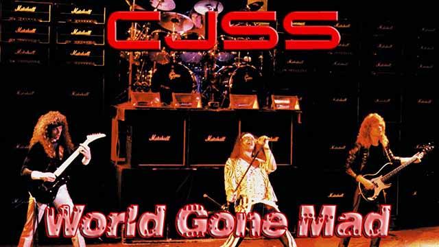 "CJSS - ""World Gone Mad"" (live video)"