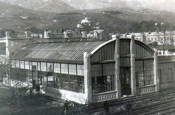 Ателье Ханжонкова в Ялте