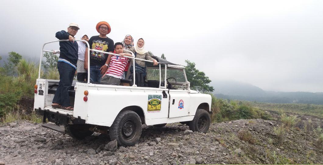 Wisata Merapi Lava Tour Yogyakarta Land Rover Nurul Sufitri Travel Lifestyle Blogger