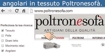 Risparmiello poltronesof divani angolari in tessuto prezzi - Poltronesofa opinioni ...