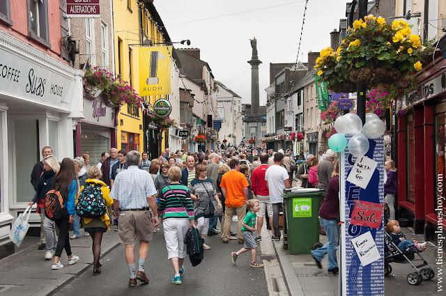 Ennis Condado de Clare Irlanda