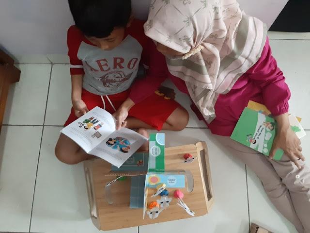 Dolpin (Dolanan Pintar) - Mainan Edukasi Kesehatan Reproduksi