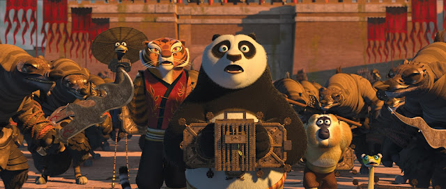 Dreamworks Animation Kung Fu Panda