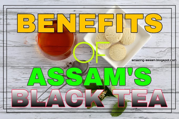 Benefits of consuming Assam black tea