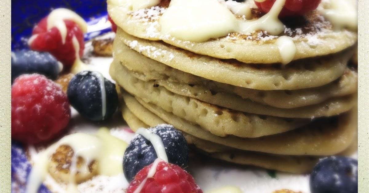 how to make pancakes slim