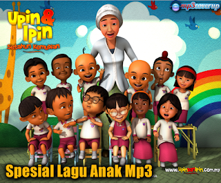 Kumpulan Lagu Upin Ipin Mp3