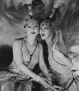 The Dolly Sisters ~ Jenny & Rosie