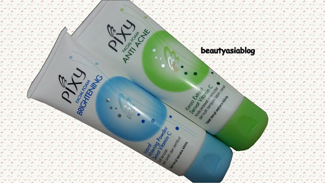 Pixy Facial Foam Brightening & Anti Acne