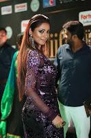Shilpi Sharma looks Glamorous in Transparent Purple Glittering Gown at IIFA Utsavam Awards 014.JPG