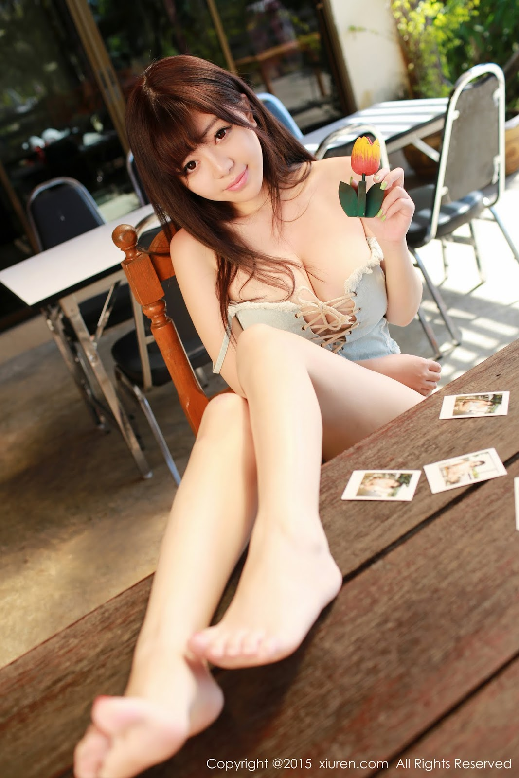0030 - Sexy Hot Girl XIUREN NO.302 FAYE