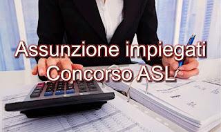 Concorso ASL, posti di lavoro - www.adessolavoro.com