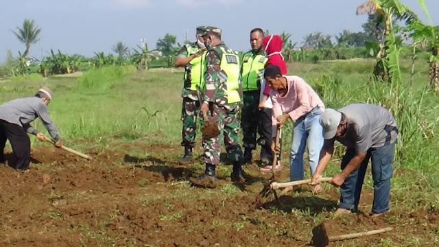 Kodim 0607 Kota Sukabumi Gunakan BIOS 44 Untuk Menopang Ketahanan Pangan