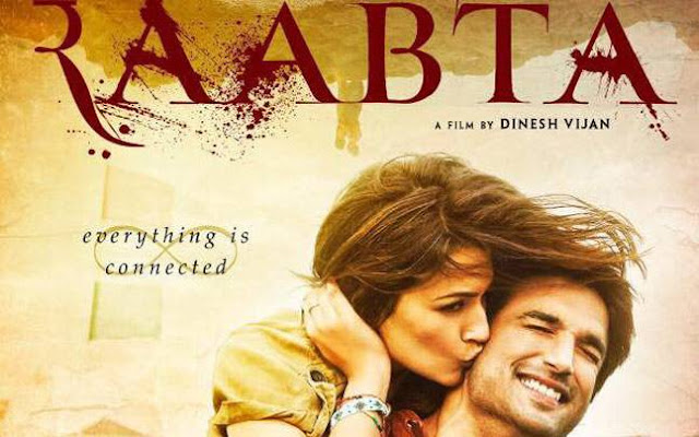 Raabta Movie Sushant Singh Rajput Kriti Sanon