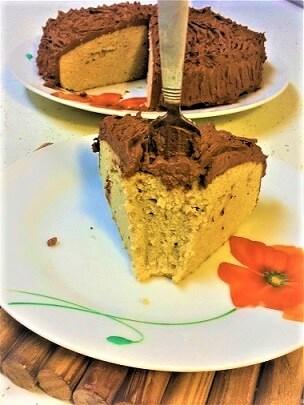 Blended Paleo Vanilla Plantain Cake (Gluten-free, Sugar-Free, Dairy-Free, Plant-Based, Vegan) 2.jpg