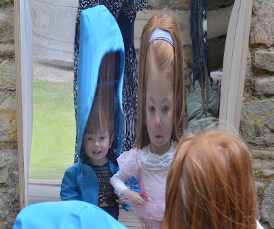 Alnwick Garden, Garden of Fairy Tales - a review